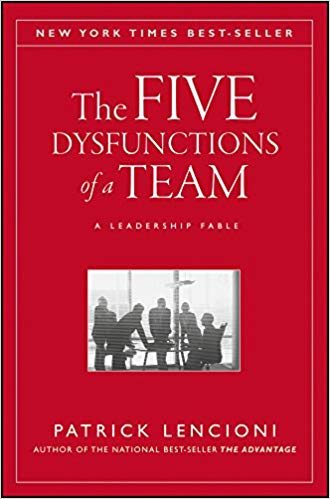 Buchempfehlungen - The five dysfunctions of a team