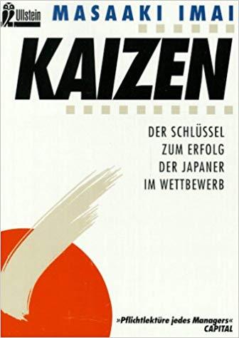 Kaizen - Der Schlüssel zum Erfolg der Japaner im Wettbewerb