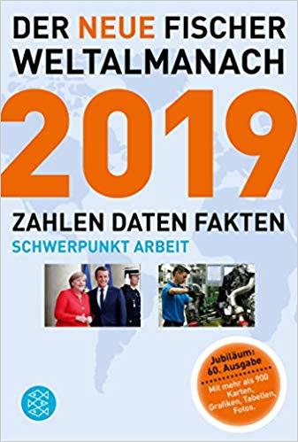 Buchempfehlungen - Der neue Fischer Weltalmanach 2019